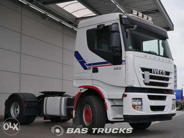IVECO Stralis AS440S45 - To be Imported Lekki - image 3