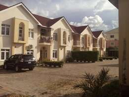 3bedroom Duplex with BQ for rent at Jabi