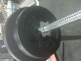 Maxed Performance Gym bench