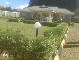 Three bedrooms house on sale at Jamboni Annex Eldoret.
