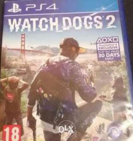 Ps4 2 consoles with 12 games