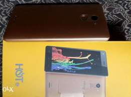 2 weeks clean infinix Hote4 with finger print
