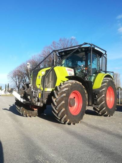 Claas arion 630 cmatic - 2016