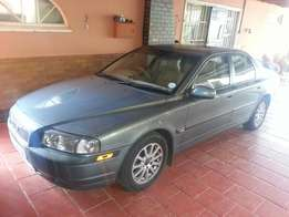 2.9l Twin turbo volvo s80 t6