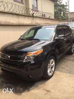FORD EXPLORER LIMITED 2015 Model Black Colour