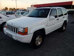 Grand Cherokee 3.0 Automatic 1997 on special sale R35000