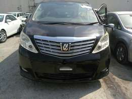 Hey Toyota Alphard New shape KCM number 2010
