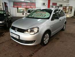 2010 VW Polo 1.4, Only 84000Km's, Full Service History, Aircon