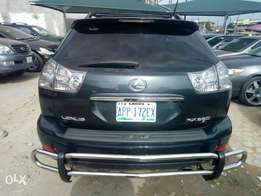 Just 2 month registered Lexus RX330 with fullest option for sale