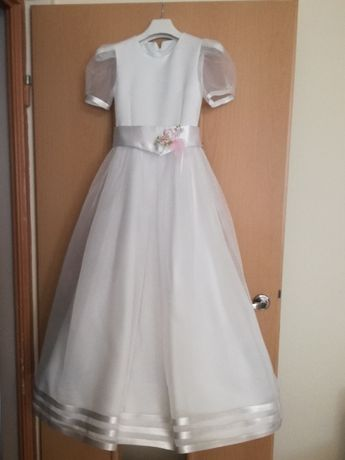 cc1145bfd9 Sukienka komunijna