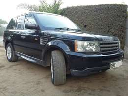 Range Rover Sport 2007,KBY,Diesel,Auto,2700cc,Ksh 2,650,000 Negotiable