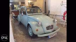 Citroen 2cv mint /for sale or rent for eventsss