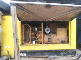75 kva caterpillar Generator with Perkins engine