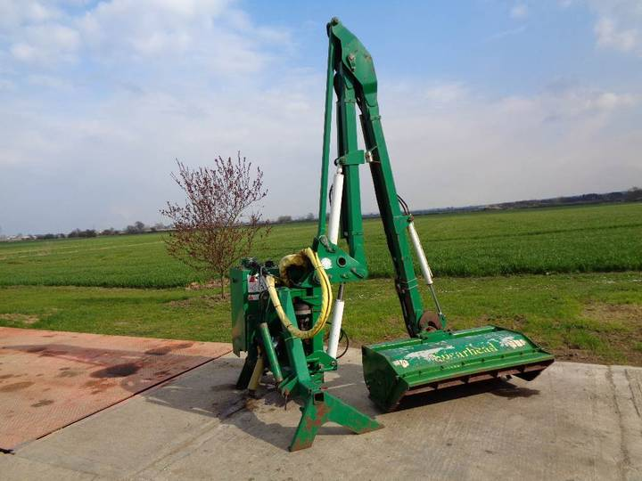 Spearhead Excel 590 Hedgecutter - 1998