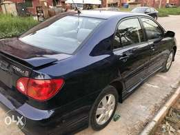 Toyota Corolla Sport Toks Clean And Fresh