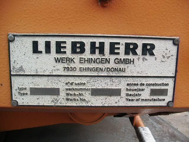 Liebherr LTM 1200 Main Boom 54,5 mtr + Fix jib 22 Luffing jib 63 mtr - 1991 - image 25