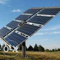 Solar Power Installations and Supply