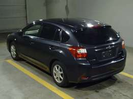 Subaru Impreza Sports Newshape AERO Package 2012 Model Import Deal