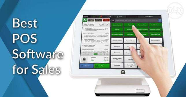 Accounting Inventory Management software for all business POS System