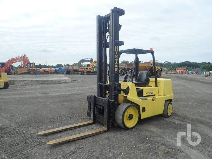 Hyster S6.00XL - 1992