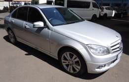 2011 Mercedes-Benz C180 CGI BE A/T