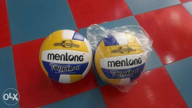 Menlong volleyball new for sale each 2bd