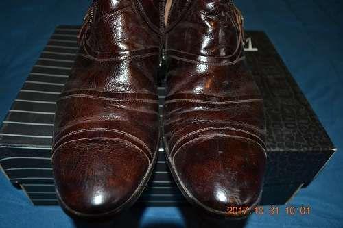 c56c6a9b5495 Мужские польские зимние ботинки на овчине Badura Diablo Винница -  изображение 5