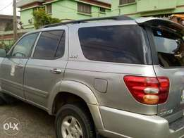 Toyota sequoia sound engine