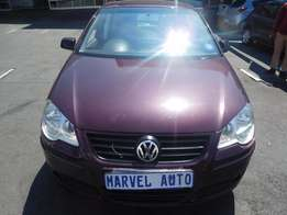 2005 Volkswagen Polo 1.6 Comfortline For R75,000