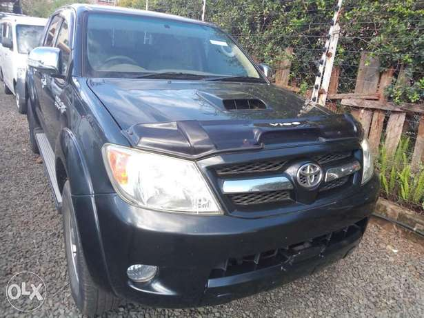 Toyota Hilux for sale(diesel) Hurlingham - image 5