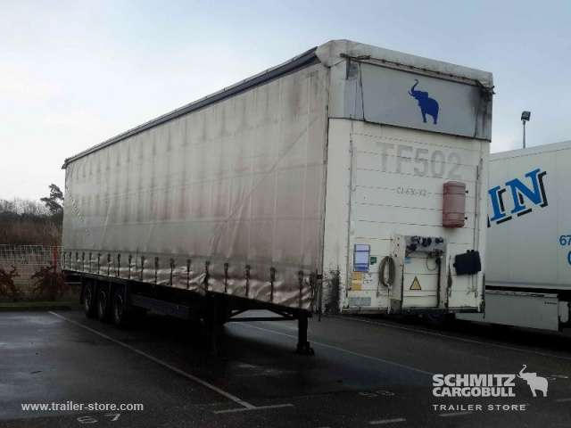 Schmitz Cargobull Schiebeplane Mega - 2012