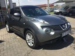 2011 Nissan Juke 1.6 DIG-T Tekna (Leather)