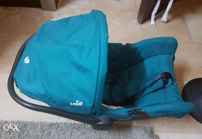 Baby Car Seat And Carrycot (Newborn) جدة -  4