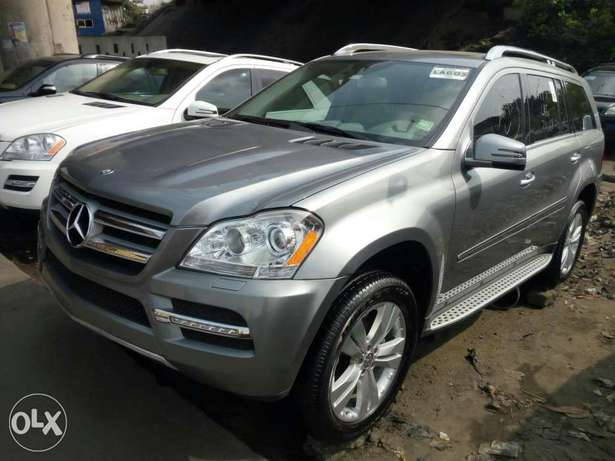 Foreign used 2012 Mercedes Benz Gl450 4matic. Direct tokunbo Apapa - image 1