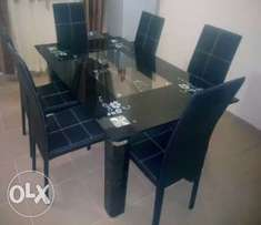 Executive 6 seaters dining table