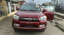 Tincan cleared tokunbo toyota 4runner 2010