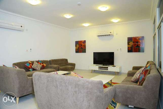 Brand New 1Bedroom Apartment FF in Alkheesa- 1 Month Free