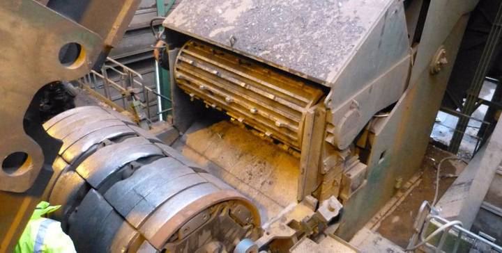 JET zone støv kontrol for shredder - 2019 - image 3