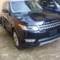2014 Range Rover Sport Supercharged - N33M