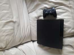 Sony ps3..converted..160 gig..one wireless controller from USA.