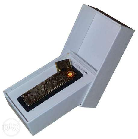 Brand New Dragon Electric Rechargeable Lighter