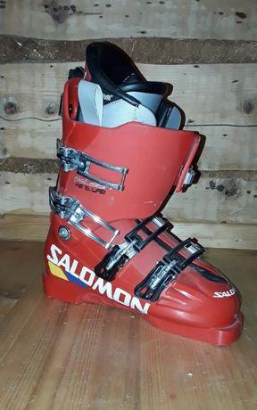 Buty narciarskie Salomon LAB X3 + Race KIT 26.5 zawodnicze