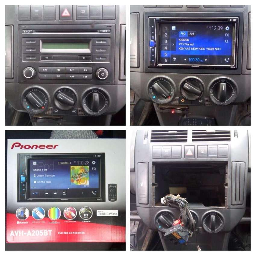 VW Polo Fitted wit Pioneer Radio - Cars Accesories - 1050783964  8743a7e399