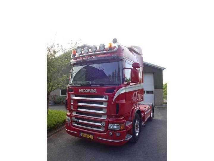 Scania R 500 King of the Road - 2006
