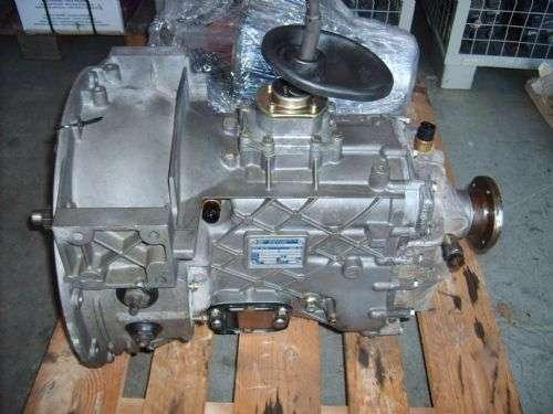 Mercedes-Benz Versnellingsbak S5-42