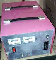 Complete solar ,battery and inverter