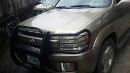 Very clean infinity SUV for sale at a highly affordable rate.