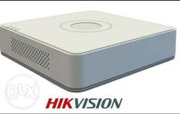 Four channel HIK Vision DVR