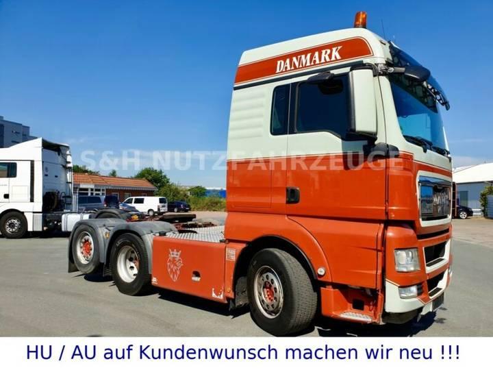 MAN TGX 26 440 XLX 6x2 EURO 5 KIPPHYDRAULIK ADR - 2013