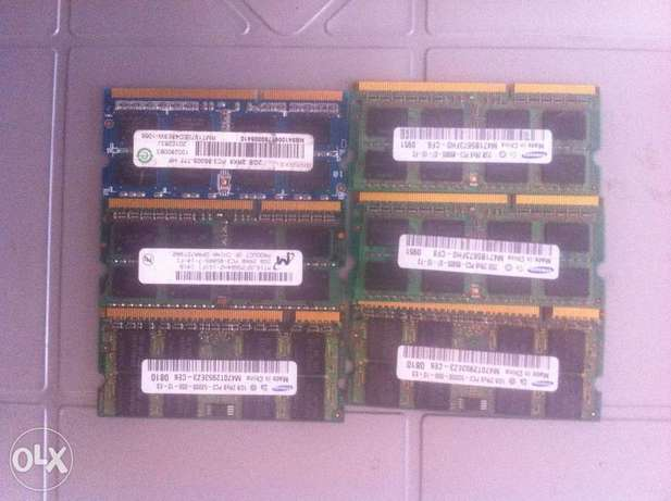 Laptop RAM's DDR3 2GB Westlands - image 2